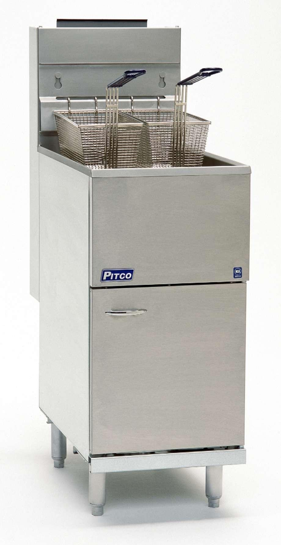 Countertop Ice Maker Ireland : ... CE35C/S Single Tank, Twin Basket Gas Fryer - 19L - Caterkwik Ireland