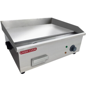 cater-cook ck8818 chrome griddle