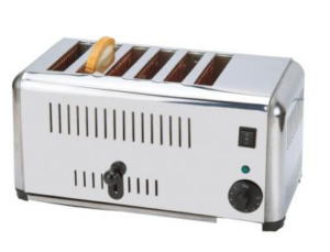 Cater-Cook CK0089 6 slot toaster