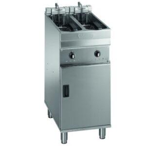 Electric Freestanding Fryers Twin Tank