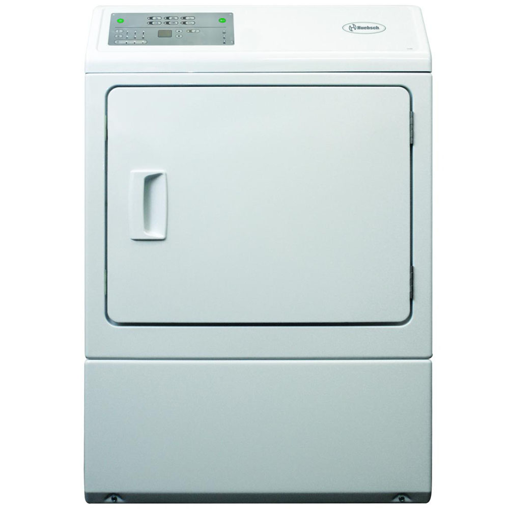 Huebsch FDE 8kg electric front control commercial tumble dryer