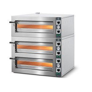 Triple Deck Pizza Ovens
